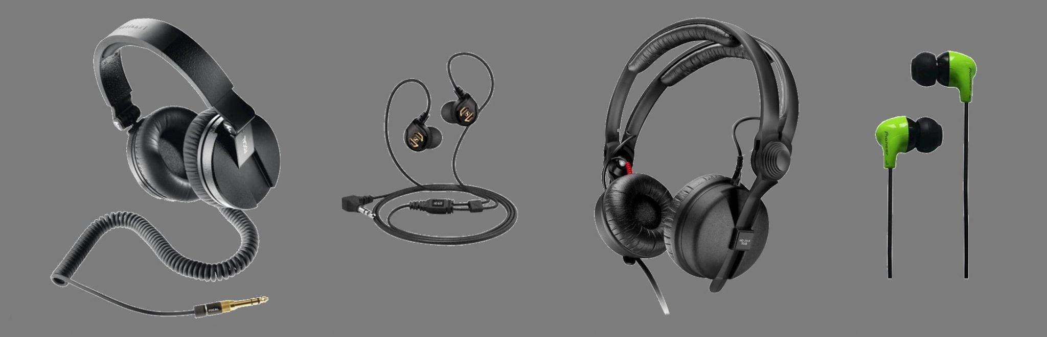 De koptelefoon en (in-ear) oordopjes: de voor- en nadelen