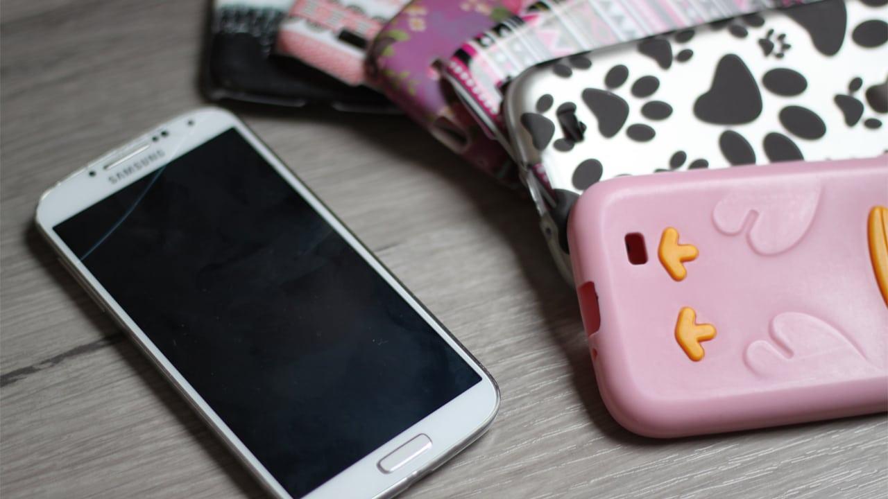 Samsung Galaxy S4 Hoesjes