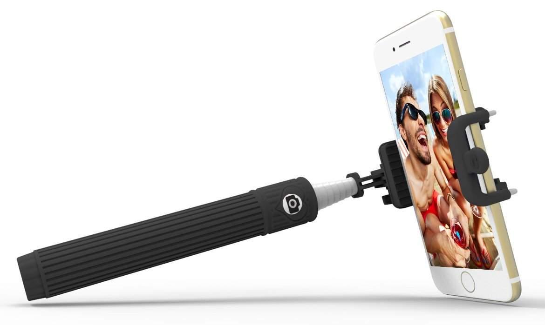 Makkelijk selfies maken met de selfiestick