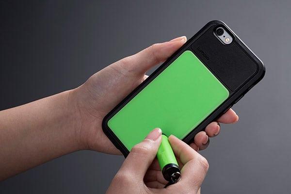 Zet jezelf in de spotlight met een Lumdoo telefoonhoesje!