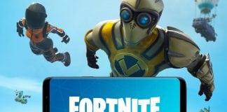 fortnite android game