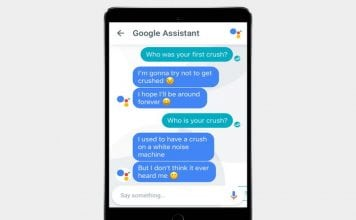 Google Assistant reactie Android Nederlands