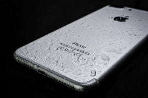 iphone 7 waterschade nat