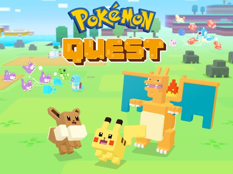 Android Games: Pokémon Quest, Altos Odyssey, Asphalt 9 en Battle of Survival