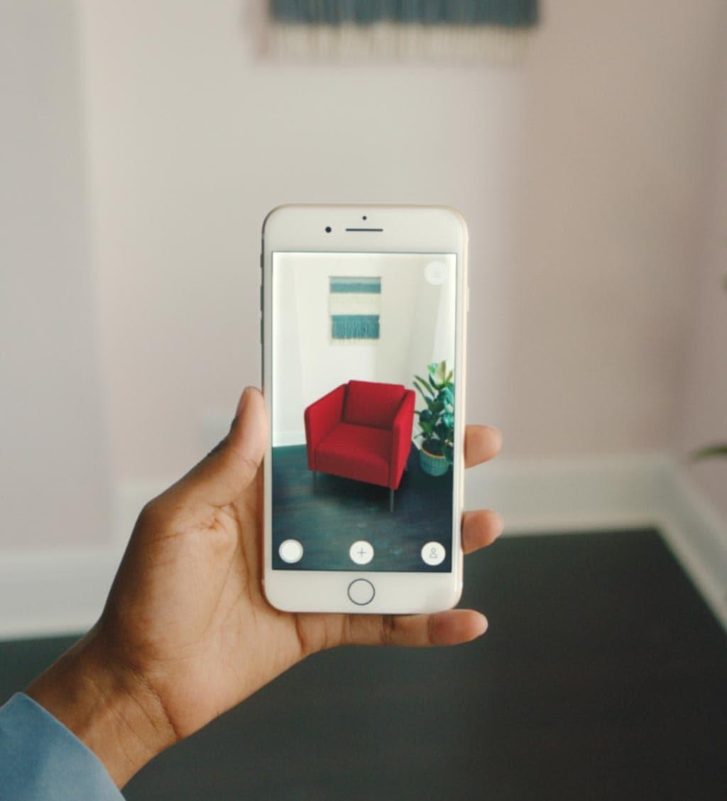 Huis inrichten met Augmented Reality