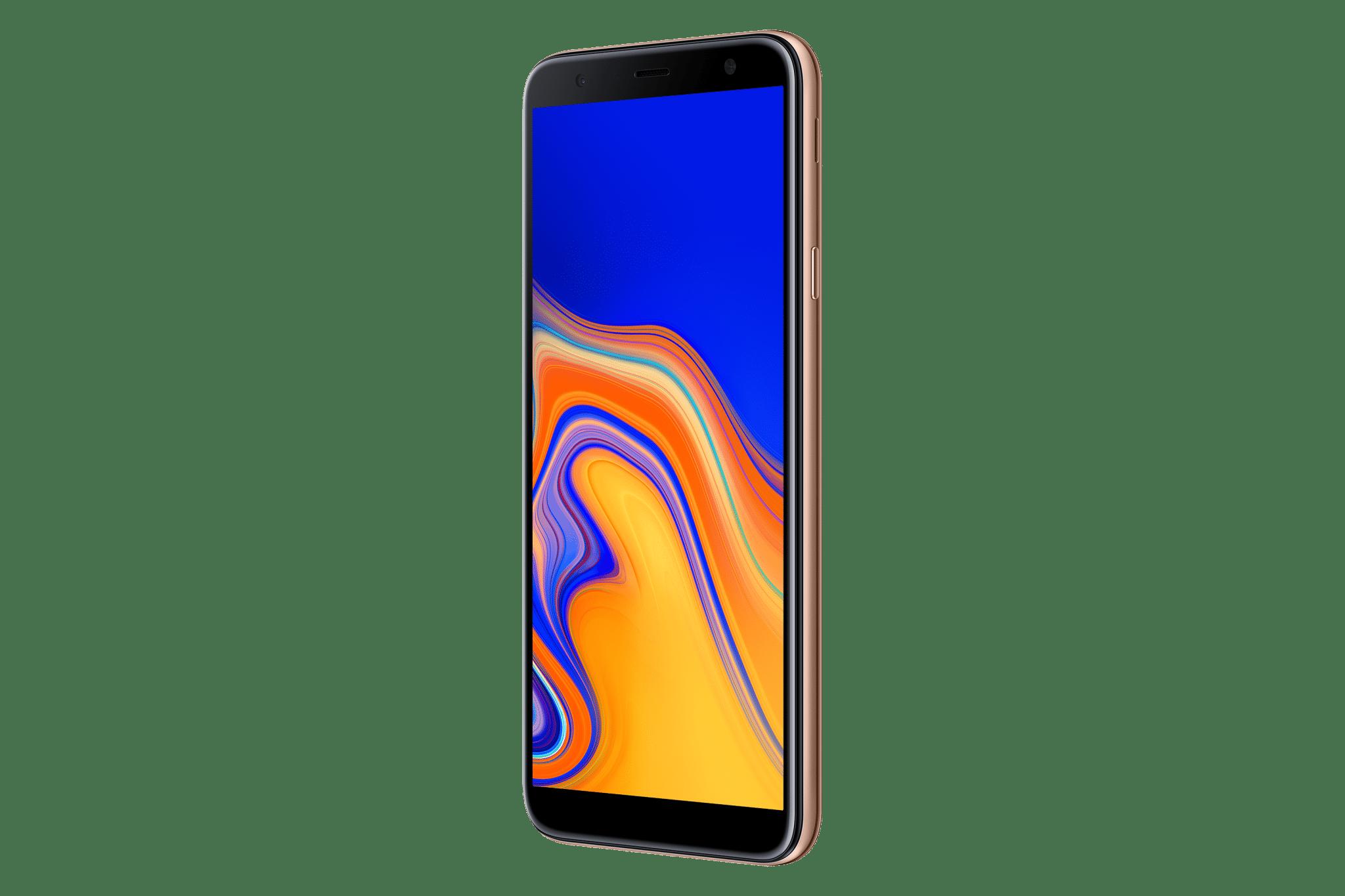 Samsung introduceert Galaxy J4+ en Galaxy J6+