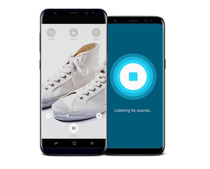 Samsung Galaxy S8 en S8 Plus krijgen nieuwe functies