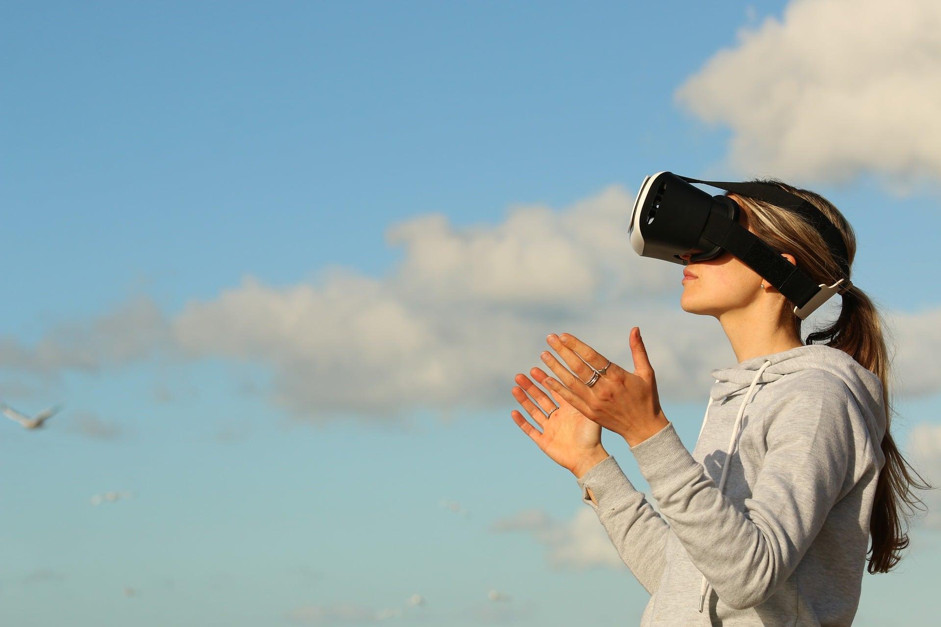 Verkoop van VR Headsets daalt sterk